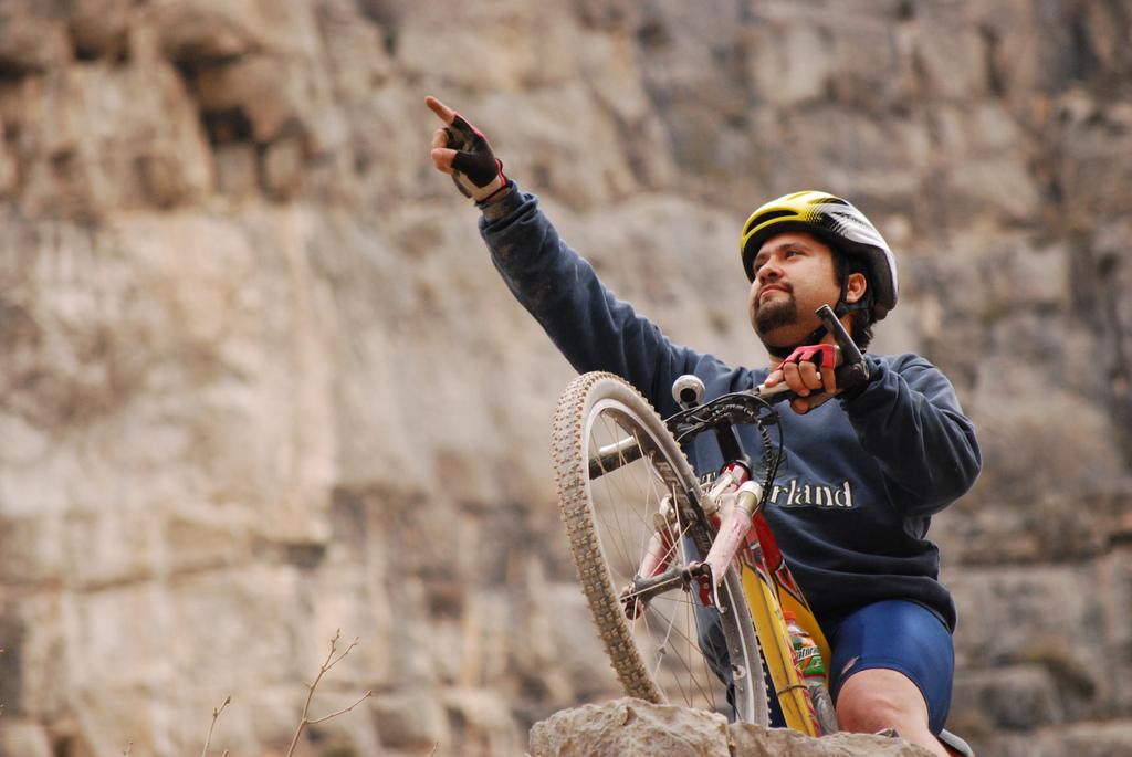 Bikes Mountain Monterrey