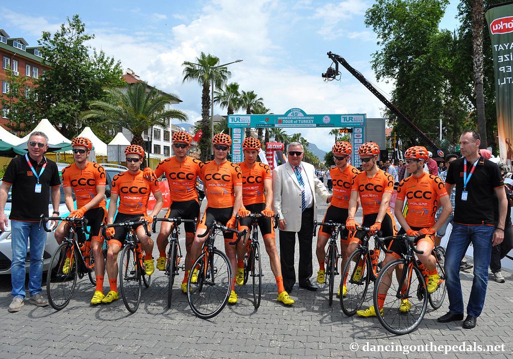 2013 Tour of Turkey - Stage 1