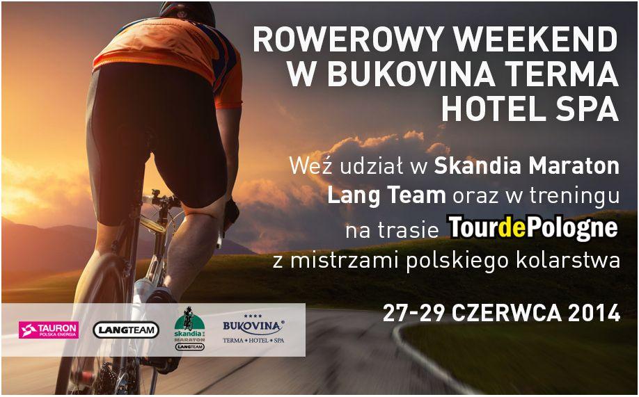 Bukowina-Spa-weekend rowerowy