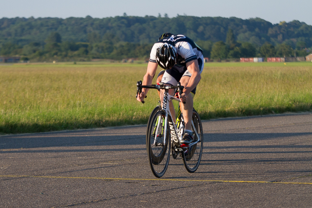 Philip Neal,OTCC, wins from Dan Bigham, AW Cycles
