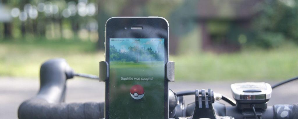 Pokemon złapany w Gostyni